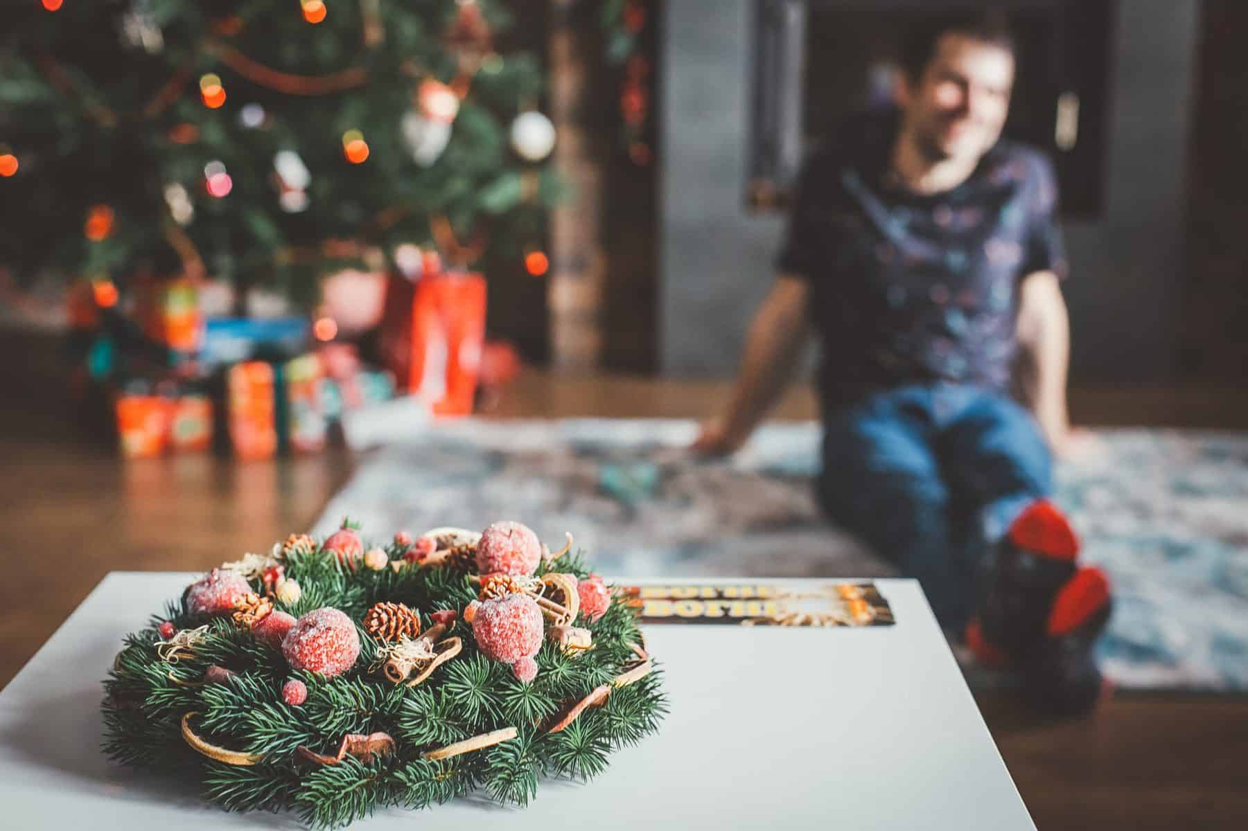 Christmas Stress and Holiday Have-To's