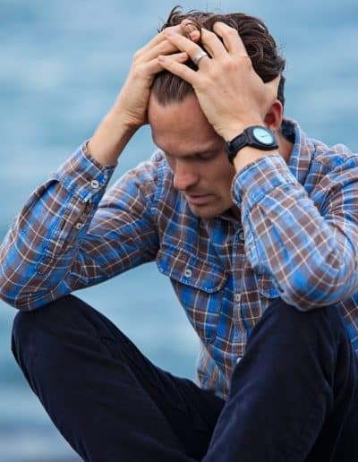How Men Deal With Neediness, Anger and Sadness